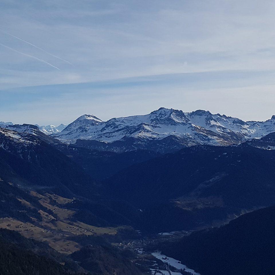 Alpes Landscape
